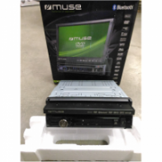 SALE OUT. Muse M-728DR Car Radio DVD Player with Bluetooth & USB/SD Muse USED, Warranty 0 month(s)  129,00
