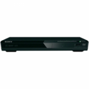 Sony DVD player DVP-SR370B JPEG, MP3, MPEG-4, WMA, AAC and Linear PCM,  43,00