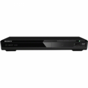 Sony DVD Player DVPSR170B JPEG, MP3, MPEG-4, WMA, AAC and Linear PCM,  44,00