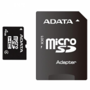 ADATA 32 GB, MicroSDHC, Flash memory class 4, SD adapter  7,00