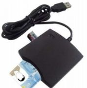 USB PC SC SMART CARD READER N68  10,00