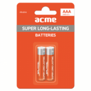 ACME LR03 Alkaline Batteries AAA/2pcs  4,00