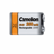 Camelion 9V/6HR61, 250 mAh, Rechargeable Batteries Ni-MH, 1 pc(s)  9,00