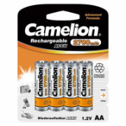 Camelion AA/HR6, 2700 mAh, Rechargeable Batteries Ni-MH, 4 pc(s)  13,00