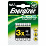 Energizer AAA/HR03, 700 mAh, Rechargeable Accu Power Plus Ni-MH, 2 pc(s)  6,00