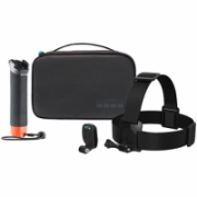 GoPro Adventure Kit AKTES-001 Quantity The Handler (Floating Hand Grip)+Head Strap + QuickClip+Compact Case+Thumb Screw  50,00