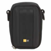 Case Logic Medium Camera/Flash Camcorder Case Interior dimensions (W x D x H) 85 x 35 x 128 mm, Black, * Compact Zoom / Flash Camcorder case; * EVA shell for ultimate protection; * Plush interior cushions hardware; * Interior slip pocket for SD card or ba  14,00