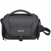 Sony Carry your camera or camcorder and all your kit Easy access with large top lid - Get at everything in your case by opening the large top lid, which also protects the camera or camcorder from rain and sand Never miss a shot with quick opening buckle -  30,00
