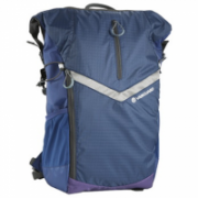 Vanguard Reno 45BL Blue, One bag for all: backpack, daypack or everyday bagMonopod holding systemSecurity back accessErgonomic harness system and breathable suspension systemRain cover included, Interior dimensions (W x D x H) 220×130×220 mm mm, Rain cove  56,00