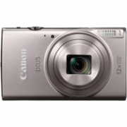 """Canon IXUS 285 HS Compact camera, 20.2 MP, Optical zoom 12 x, Digital zoom 4 x, Image stabilizer, ISO 3200, Display diagonal 7.62 """", Wi-Fi, Focus TTL, Video recording, Lithium-Ion (Li-Ion), Silver  197,00"""