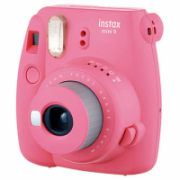 Fujifilm Instax Mini 9 camera Flamingo Pink, 0.6m - ∞  69,00