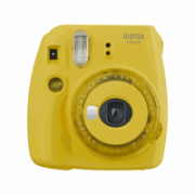 Fujifilm Instax Mini 9 camera Instax Mini 9 camera  Focus 0.6m - ∞, Clear Yellow, 0.6m - ∞, Clear Yellow  71,00
