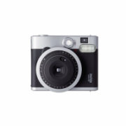 Fujifilm Instax Mini 90 NEO CLASSIC camera + Instax mini glossy (10) Black/Stainless steel, 0.3m - ∞  126,00