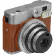 Fujifilm instax mini 90 NEO CLASSIC Instant camera + 10 pcs. of glossy, ISO 800, Focus 0.3m - ∞, Lithium-Ion (Li-Ion), Brown/Stainless steel