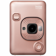 Fujifilm Instax mini LiPlay Blush Gold, 10 cm to ∞, Lithium-ion, 1600  169,00