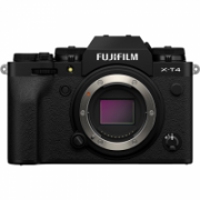 "Fujifilm System Camera X-T4 Mirrorless Camera body, 26.1 MP, ISO 51200, Display diagonal 3.0 "", Video recording, Magnification 0.75 x, Viewfinder, CMOS, Black  1806,00"
