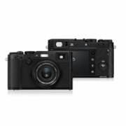 "Fujifilm X100F Compact camera, 24.3 MP, ISO 51200, Display diagonal 3 "", Wi-Fi, Focus TTL, Video recording, Lithium-Ion (Li-Ion), Black  1372,00"