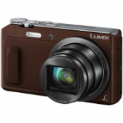 "Panasonic DMC-TZ57EP-T Compact camera, 16 MP, Optical zoom 20 x, Digital zoom 4 x, Image stabilizer, ISO 6400, Display diagonal 3.0 "", Wi-Fi, Focus 0.03m - ∞, Video recording, Lithium-Ion (Li-Ion), Brown  188,00"