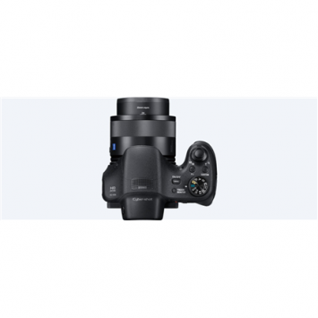 """Sony HX350 Compact camera, 20.4 MP, Optical zoom 50 x, Digital zoom 20 x, Image stabilizer, ISO 12800, Display diagonal 3.0 """", Focus 2.40m - ∞, Video recording, Lithium-Ion, Black"""
