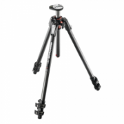 Manfrotto 190 Carbon Fibre 3-Section camera tripod 61 cm, 160 cm, 7 kg, Number of legs 3  222,00