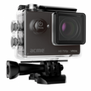 Acme VR04 Compact HD sports and action camera Built-in speaker(s), Built-in display, Built-in microphone, Black  48,00