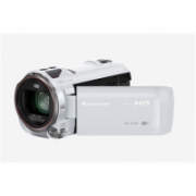 "Panasonic HC-V770EP-W 1920 x 1080 pixels, Digital zoom 1500 x, White, Wi-Fi, LCD, Image stabilizer, Optical zoom 20 x, 3.0 "", HDMI  372,00"