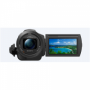 "Sony FDR-AX33  Digital zoom 120 x, Black, Wi-Fi, LCD, 3840 x 2160 pixels, BIONZ X, Optical zoom 10 x, 3.0 "", Image stabilizer  646,00"