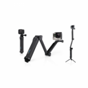 GoPro GoPro 3-Way mount used as grip/Extension/Tripod for all GoPro cameras (AFAEM-001)  65,00