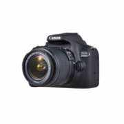 "Canon EOS 2000D 18-55 III EU26 SLR Camera Kit, Megapixel 24.1 MP, Image stabilizer, ISO 12800, Display diagonal 3.0 "", Wi-Fi, Video recording, APS-C, Black  512,00"