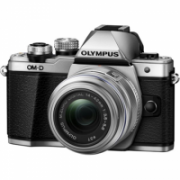 "Olympus E-M10 Mark II Kit EZ-M 14-42mm Mirrorless Camera Kit, 16.1 MP, ISO 25600, Display diagonal 3 "", Video recording, Wi-Fi, Viewfinder, 4/3'' Live MOS, Silver  498,00"
