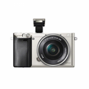 "Sony ILCE6000LS.CEC Body + 16-50mm Lens Mirrorless Camera Kit, 24.3 MP, ISO 51200, Display diagonal 3.0 "", Video recording, Wi-Fi, ""Exmor™"" APS HD CMOS sensor, Silver  558,00"
