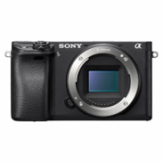 Sony ILCE6300B.CEC Mirrorless Camera body, 24.2 MP, ISO 51200, Display diagonal 7.62 cm, Video recording, Wi-Fi, Magnification 1.07 x, CMOS, Black, Image stabilization supplied by lens, Image sensor size (W x H) 23.5 x 15.6 mm  840,00