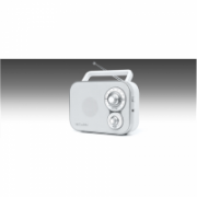 Muse Portable Radio M-051RW White, AUX in  23,00