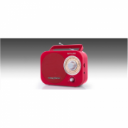 Muse Portable Radio M-055RD Red, AUX in  24,00
