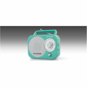 Muse Portable Radio M-055RG AUX in  24,00