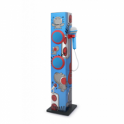Muse Sing-A-Long Tower M-1020 KDB Bluetooth, AUX in  19,00