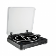 Audio Technica AT-LP60BKBT Fully Automatic Wireless Belt-Drive Stereo Turntable, Black Audio Technica AT-LP60BKBT  233,00