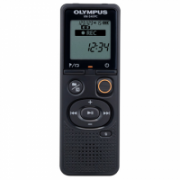 Olympus Digital Voice Recorder VN-541PC  Black, WMA, Segment display 1.39',  45,00
