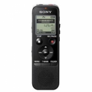 Sony Digital Voice Recorder ICD-PX470 Black, Stereo, MP3/L-PCM, 59 Hrs 35 min, MP3 playback  81,00