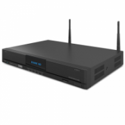 Dune HD  Duo  Base 4K Monster media Duo Base 4K is a full-sized 4K network media player on Sigma SMP8758 chip  Wi-Fi, black  434,00