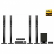 Sony 5.1 channel Blu-ray home theatre system BDVN9200WW  USB port, Wi-Fi, NFC, CD player, Wireless connection, FM radio  856,00