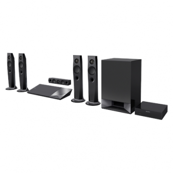 Sony BDV-N7200W/ RMS 1200W/ DVD-R/SA-CD/ JPEG/ MP3/ Dolby Digital/ DTS/ Dolby Prologic/ FM tuner Sony