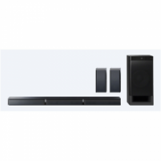 Sony HT-RT3 Black, Home Theater System with Bluetooth Technology, NFC  239,90