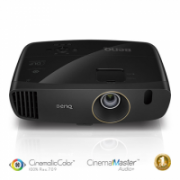 Benq Home Cinema Series W2000+ Full HD (1920x1080), 2200 ANSI lumens, 15.000, Black,  872,00