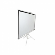 "Elite Screens Tripod Series T113NWS1 Diagonal 113 "", 1:1, Viewable screen width (W) 203 cm, White  117,00"