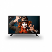 "Allview 32ATS5500-H 32"" (81cm), Smart TV, HD Ready, 1366x768 pixels, Wi-Fi, DVB-T/T2/C, Black  162,00"
