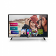 "Allview 40ATS5100-F 40"" (101 cm), Smart TV, Full HD, 1920x1080 pixels, Wi-Fi, DVB-T/DVB-T2, DVB-C, Black and silver  242,00"