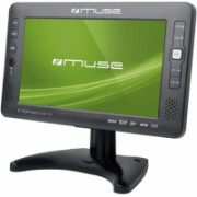 "Muse M-235TV 9"" (23 cm), HD LED, 800 x 400 pixels, DVB-T, Black  108,00"