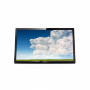 "Philips 24PHS4304/12  24"" (60 cm), LED HD, 1366 x 768, DVB-T/T2/C/S/S2, Black  133,95"