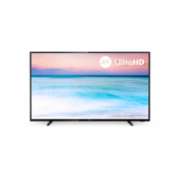 "Philips 50PUS6504/12 50"" (126 cm), Smart TV, UHD LED, 3840 x 2160 pixels, Wi-Fi, DVB-T/T2/T2-HD/C/S/S2, Black  360,00"